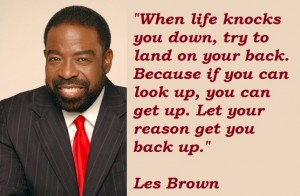 Top 10 Life Lessons from Les Brown